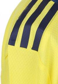 adidas Performance - ADIPRO  - Maglia da portiere - yellow/navy blue - 2