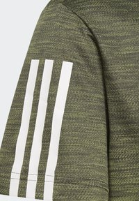 adidas Performance - GRADIENT T-SHIRT - T-Shirt print - green - 2