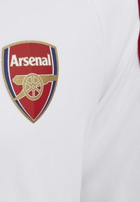 adidas Performance - ARSENAL TRAINING JERSEY - T-shirt imprimé - white/red - 2