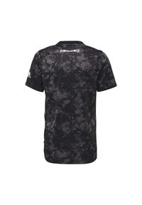 adidas Performance - PREDATOR ALLOVER PRINT JERSEY - T-shirt print - black - 1