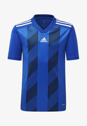 STRIPED 19 JERSEY - Printtipaita - blue