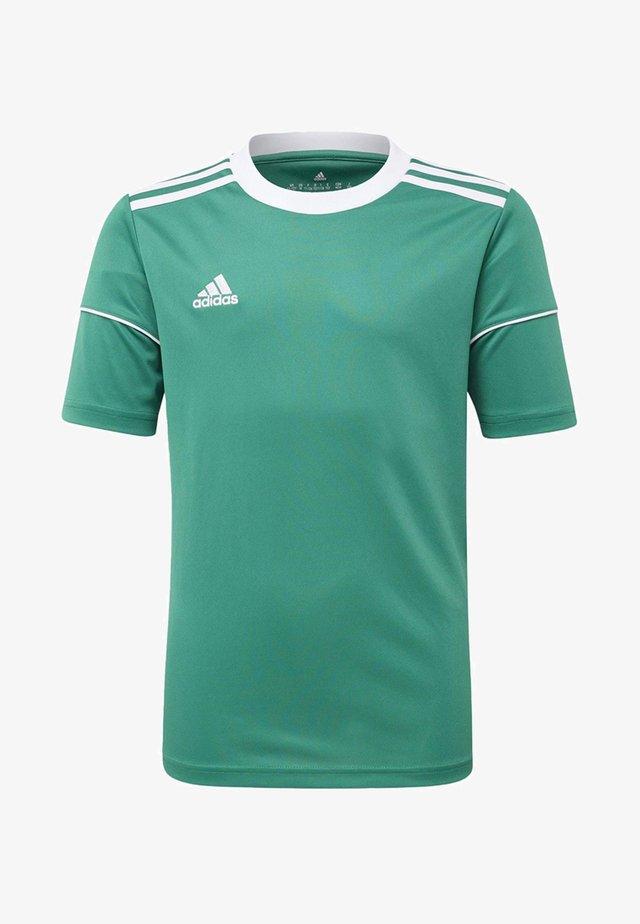 SQUADRA 17 JERSEY - T-shirt imprimé - green/white