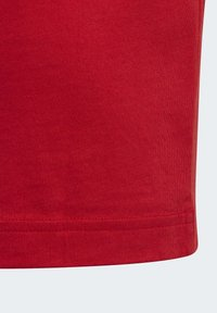 adidas Performance - ESSENTIALS 3-STRIPES T-SHIRT - T-shirt print - red/white - 2