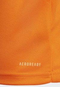 adidas Performance - SQUADRA 17 JERSEY - T-shirt print - orange - 7