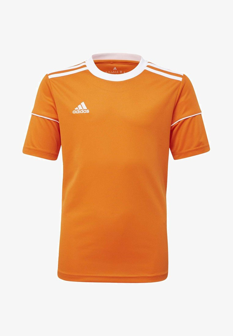 adidas Performance - SQUADRA 17 JERSEY - T-shirt print - orange