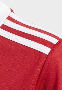 adidas Performance - SQUADRA 17 JERSEY - T-Shirt print - red - 6
