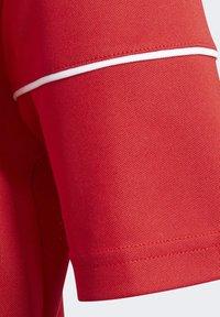 adidas Performance - SQUADRA 17 JERSEY - T-Shirt print - red - 5