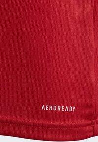 adidas Performance - SQUADRA 17 JERSEY - T-Shirt print - red - 7
