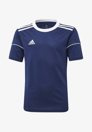 SQUADRA 17 JERSEY - T-shirt print - blue, white