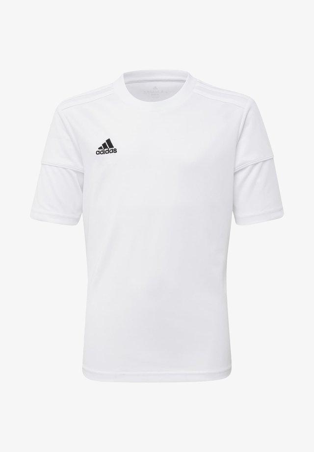 SQUADRA 17 JERSEY - T-shirt basic - white