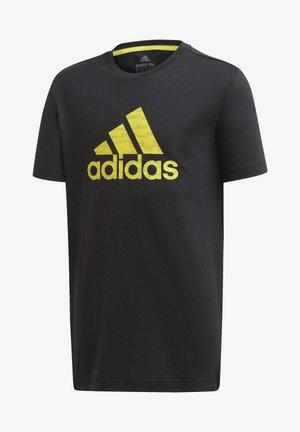 PRIME T-SHIRT - T-shirt imprimé - black