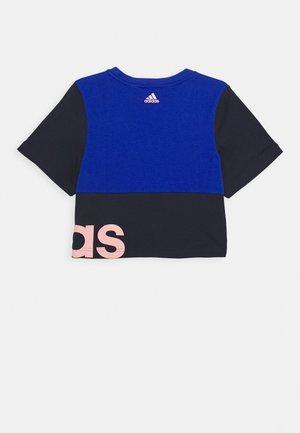 YG LIN CB T - Print T-shirt - royal blue