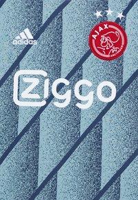 adidas Performance - AJAX AMSTERDAM AEROREADY FOOTBALL - Klubové oblečení - iceblu - 2