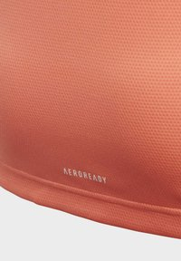 adidas Performance - AEROREADY T-SHIRT - Print T-shirt - orange - 5