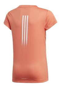 adidas Performance - AEROREADY T-SHIRT - Print T-shirt - orange - 4