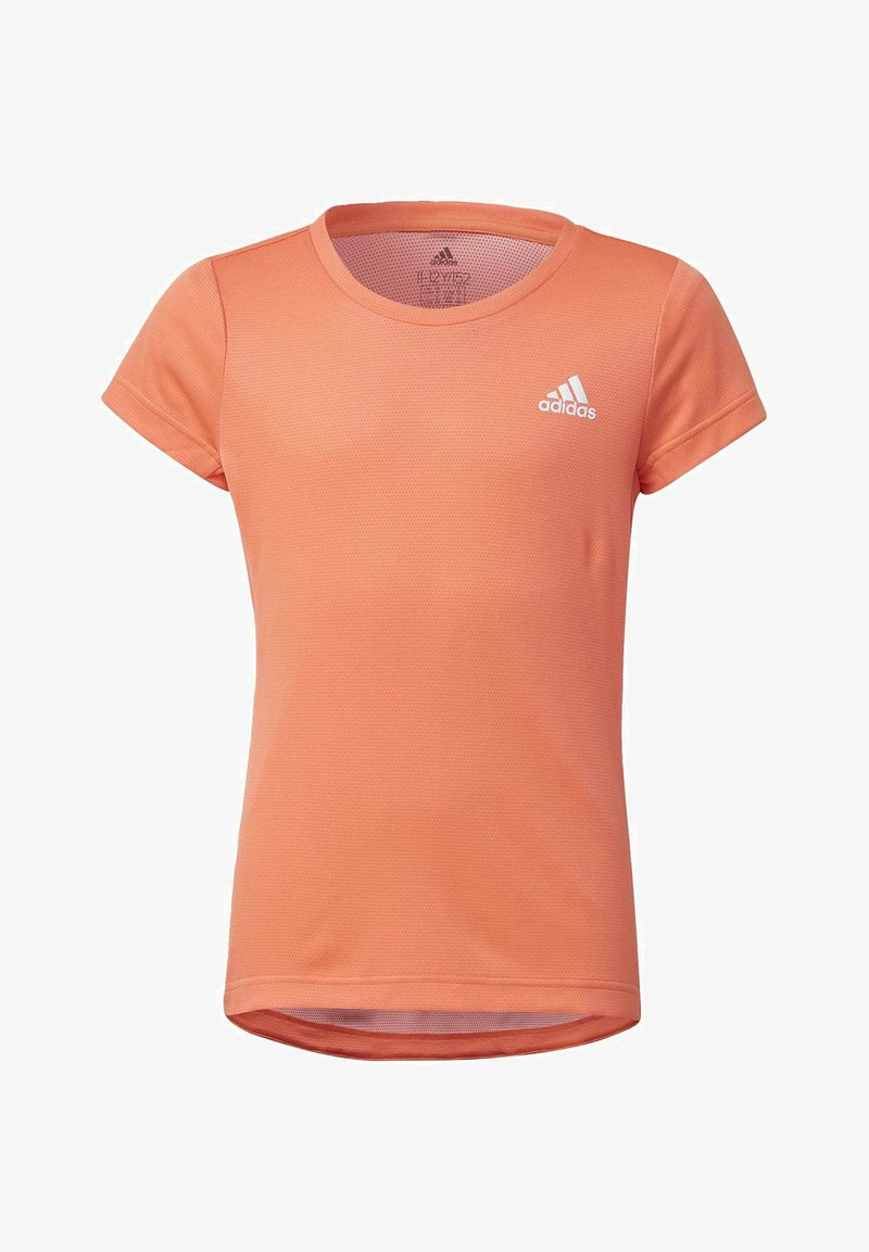 adidas Performance - AEROREADY T-SHIRT - Print T-shirt - orange