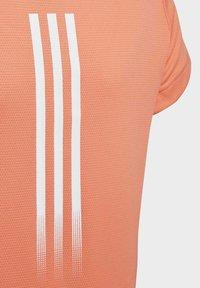 adidas Performance - AEROREADY T-SHIRT - Print T-shirt - orange - 3