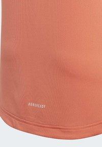 adidas Performance - TANK TOP - Sportshirt - orange - 4
