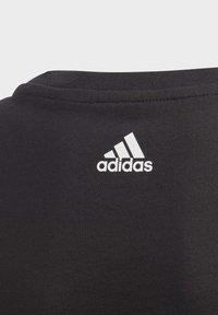 adidas Performance - BADGE OF SPORT T-SHIRT - T-shirt con stampa - black - 2