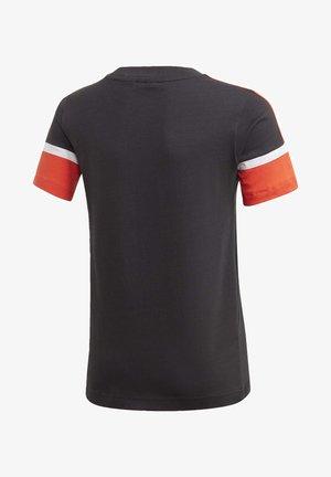 BOLD T-SHIRT - Print T-shirt - black
