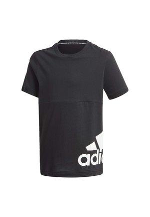 MUST HAVES BIG LOGO T-SHIRT - T-shirt med print - black