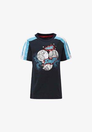 SPIDER-MAN T-SHIRT - T-shirt print - blue