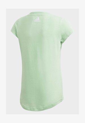 GRAPHIC T-SHIRT - Print T-shirt - green
