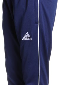 adidas Performance - CORE ELEVEN AEROREADY FOOTBALL PANTS - Tracksuit bottoms - dark blue/white - 2