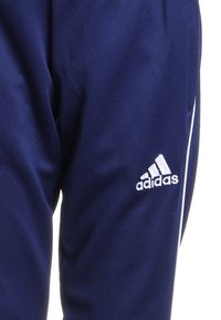 adidas Performance - CORE ELEVEN AEROREADY FOOTBALL PANTS - Tracksuit bottoms - dark blue/white - 3