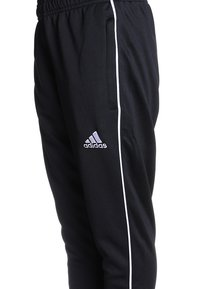 adidas Performance - CORE - Pantaloni sportivi - black/white - 2