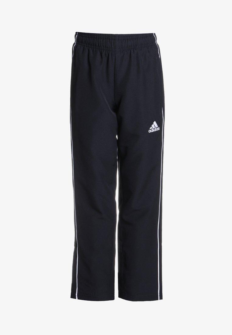 adidas Performance - CORE - Teplákové kalhoty - black/white
