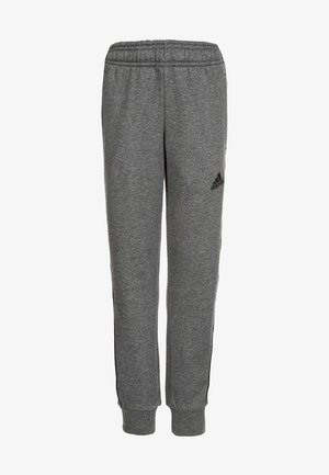 CORE - Tracksuit bottoms - mottled grey