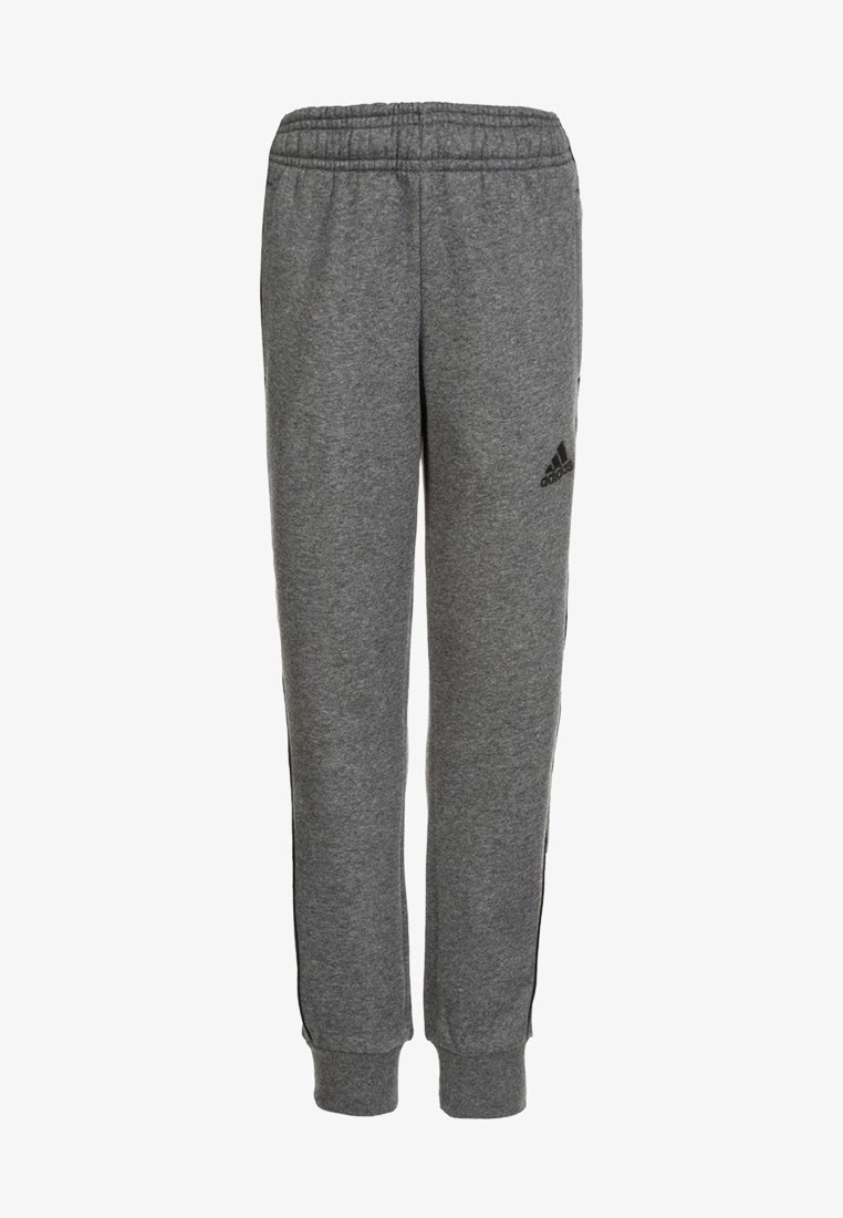 adidas Performance - CORE - Tracksuit bottoms - mottled grey