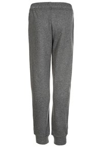 adidas Performance - CORE - Tracksuit bottoms - mottled grey - 1
