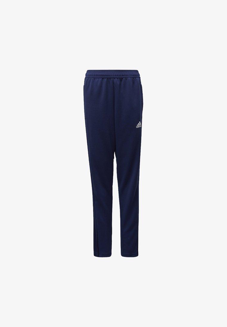 adidas Performance - CONDIVO 18 TRAINING TRACKSUIT BOTTOMS - Pantalon de survêtement - blue