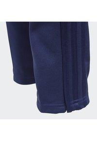 adidas Performance - CONDIVO 18 TRAINING TRACKSUIT BOTTOMS - Pantalon de survêtement - blue - 3