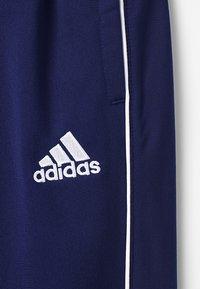 adidas Performance - CORE ELEVEN FOOTBALL PANTS - Trainingsbroek - darkblue - 3