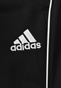 adidas Performance - CORE ELEVEN FOOTBALL PANTS - Teplákové kalhoty - black/white - 3
