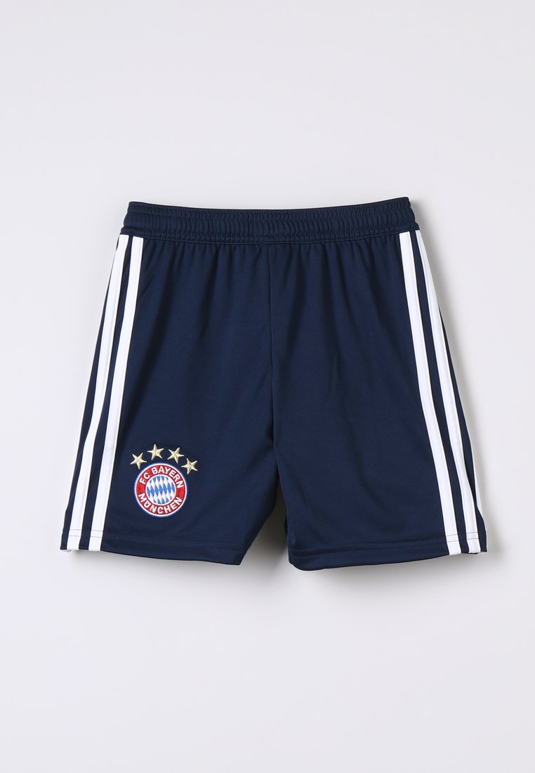 adidas Performance - FC BAYERN - kurze Sporthose - collegiate navy/white