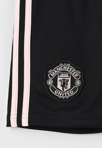 adidas Performance - MANCHESTER UNITED  - Urheilushortsit - black/ice pink - 6