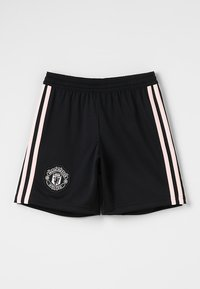 adidas Performance - MANCHESTER UNITED  - Urheilushortsit - black/ice pink - 0