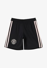 adidas Performance - MANCHESTER UNITED  - Urheilushortsit - black/ice pink - 5