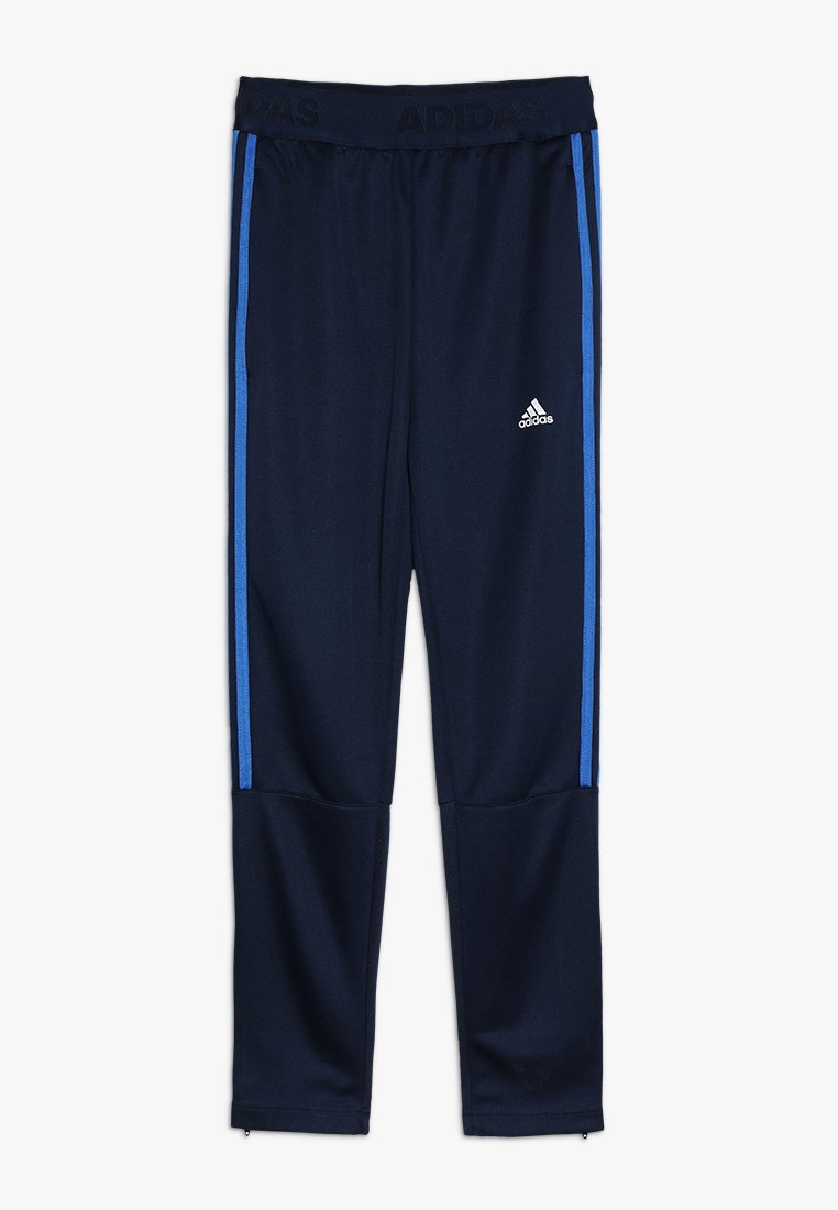 adidas Performance - TIRO PANT - Teplákové kalhoty - navy/blue