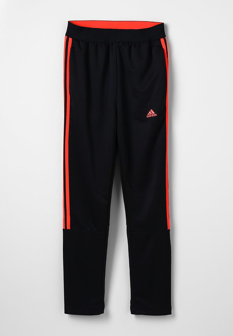 adidas Performance - TIRO PANT - Træningsbukser - black/solred