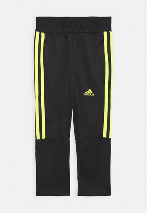 TIRO STADIUM LEAGUE AEROREADY PANTS - Pantalon de survêtement - black/yellow