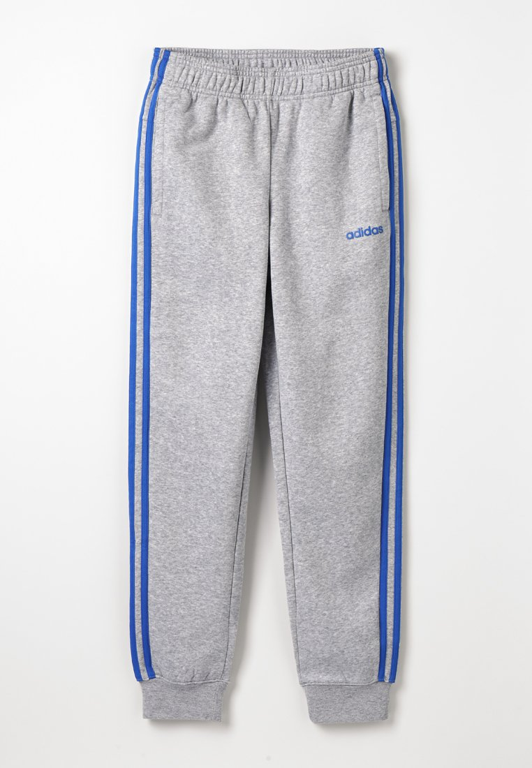 adidas Performance - Jogginghose - medium grey heather/blue