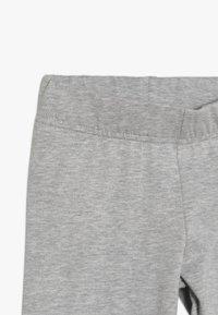 adidas Performance - Leggings - mid grey heather/real pink - 3