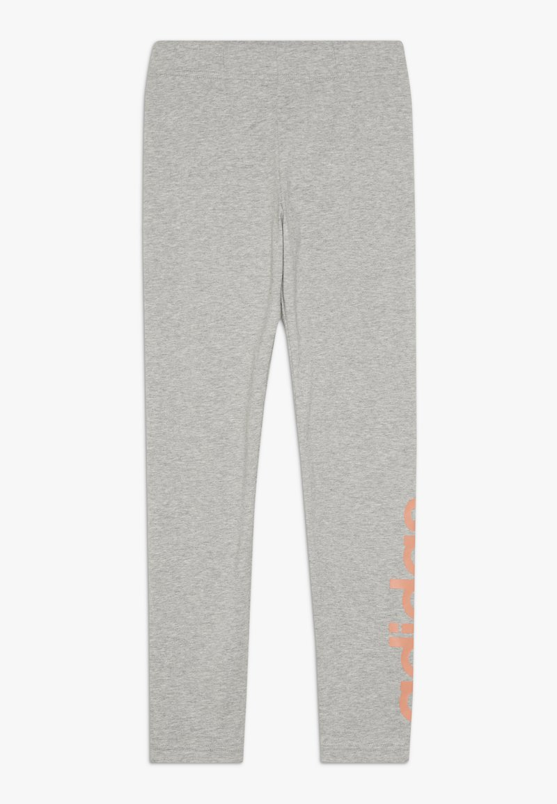 adidas Performance - Collants - light grey/light pink