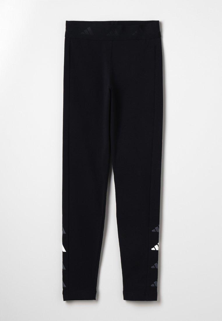 adidas Performance - ID HYPE - Legging - black/grey five