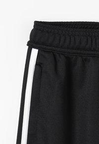 adidas Performance - TIRO AEROREADY CLIMACOOL FOOTBALL PANTS - Træningsbukser - black/white - 2